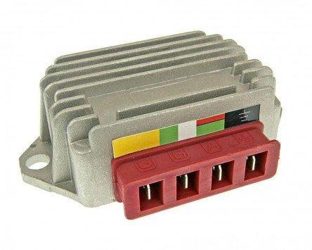 Spannungsregler/Gleichrichter 4-Pin - Sfera 50 [bis 1994]