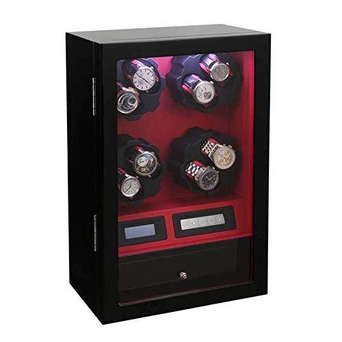 FGDSA Uhr Aufbewahrungsbox Tisch Shaker Mechanische Uhr Wickeltisch Automatischer Tisch Shaker Home Mode