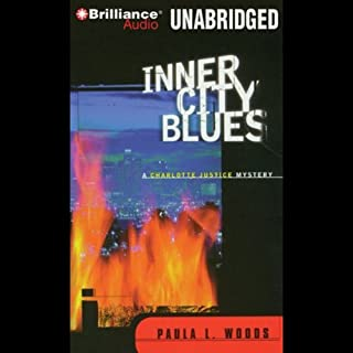 Inner City Blues audiobook cover art