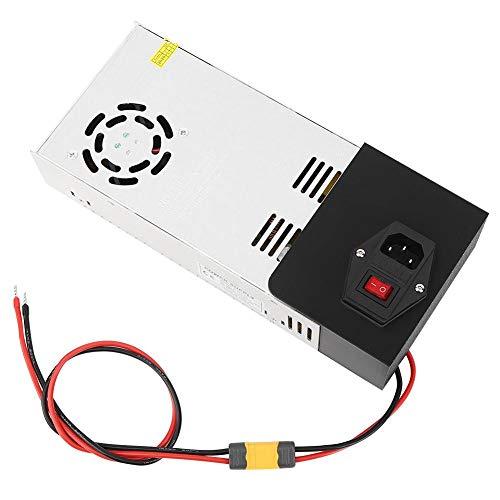 Voltaje ajustable ± 10% Fuente de alimentación conmutada, DC24V 15A Accesorios para conmutadores Energía conmutada 24VDC, control de potencia para impresora 3D Para máquinas industriales