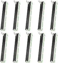 WMYCONGCONG 10 PCS B103 10K Ohm Slide Potentiometer Double Linear 10K Electronic Potentiometer, 75mm, 60mm Travel