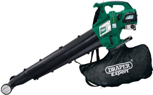 Draper 39087 30 cc Petrol Vacuum, Blower and Mulcher