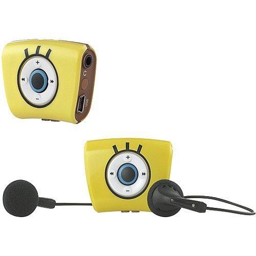 SpongeBob SquarePants: Micro MP3 Player