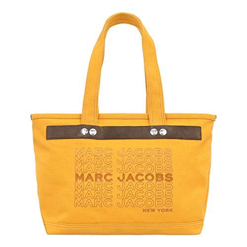 [マークジェイコブス] Marc Jacobs バッグ(トートバッグ) M0016405 ゴールデンポピー ユニバーシティ キャンバス ミディアム トート バッグ レディース [アウトレット品] [ブランド] [並行輸入品]