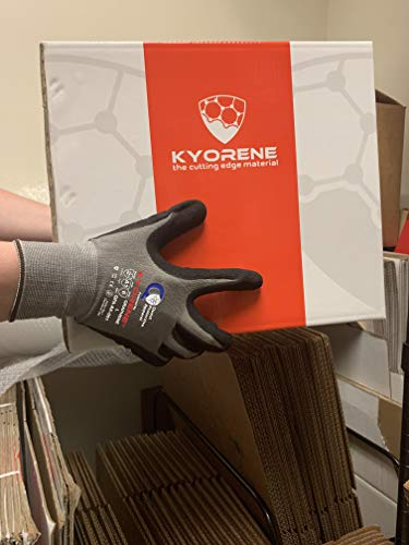 Quest Cut Resistant Work Gloves ? Flexible Working Gloves with Graphene Material