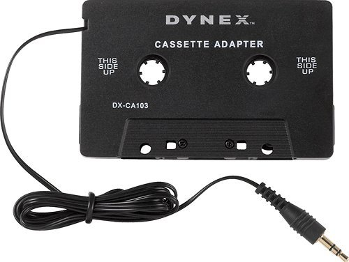 6. Dynex Cassette Adapter