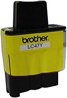 Brother Ink Cartridge, Yellow [LC47Y]