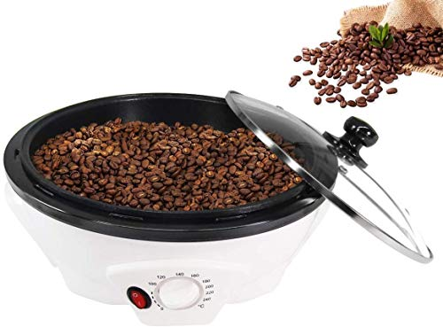 Electric Coffee Roaster Machine Coffee Bean Roaster for Home Use Household Coffee Roaster 110V