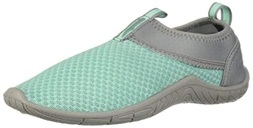 Speedo Women's Water Shoe Tidal Cruiser-Discontinued, Frost Grey, 10