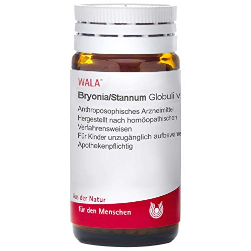 WALA Bryonia/Stannum Globuli velati, 20 g Globuli