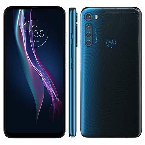 Smartphone Motorola One Fusion+ Xt2067-2 128gb Azul Indigo