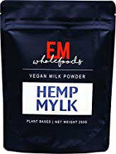 EM Wholefoods Hemp Mylk Vegan Milk Powder 250 g, 250 g