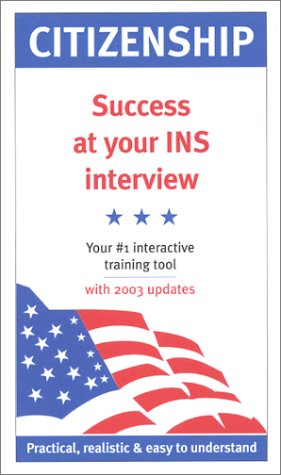 Citizenship: Success at Your Interview Video (Vhs Version): Practical, Realistic and Easy to Understand [Alemania]
