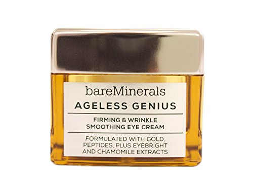 bareMinerals Ageless Genius Firming and Wrinkle Smoothing Eye Cream