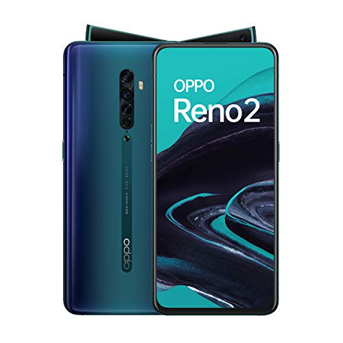 OPPO Reno2 Smartphone 8GB+256GB Ocean Blue