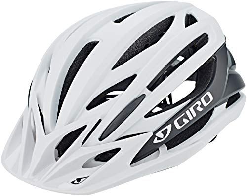 Giro Artex MIPS Casco de Bicicleta Dirt, Unisex Adulto, Blanco Mate y Negro, L | 59-63cm