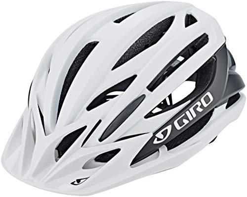 Giro Artex MIPS Casco de Bicicleta Dirt, Blanco Mate y Negro