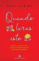 Quando Leres Isto (Portuguese Edition)