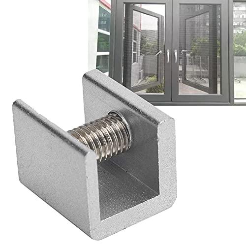 Cerradura de ventana, cerradura de límite de ventana Cerradura de seguridad de ventana Caja fuerte para ventana de aleación de acero plástico