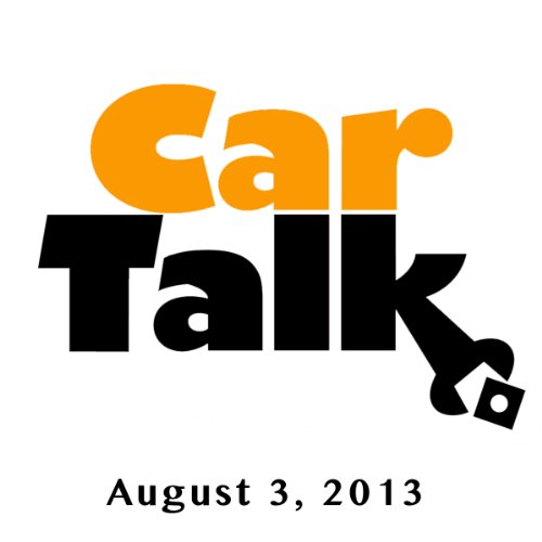 Car Talk, The Rhinestone Plymouth, August 3, 2013 audiobook cover art