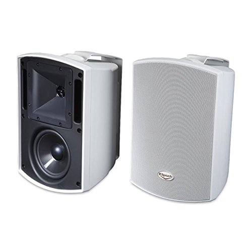 Klipsch AW-525 Indoor/Outdoor Speaker - White (Pair)