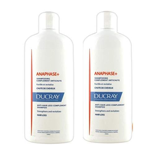 Ducray Anaphase+ Champú Anticaída 2 x 400 ml