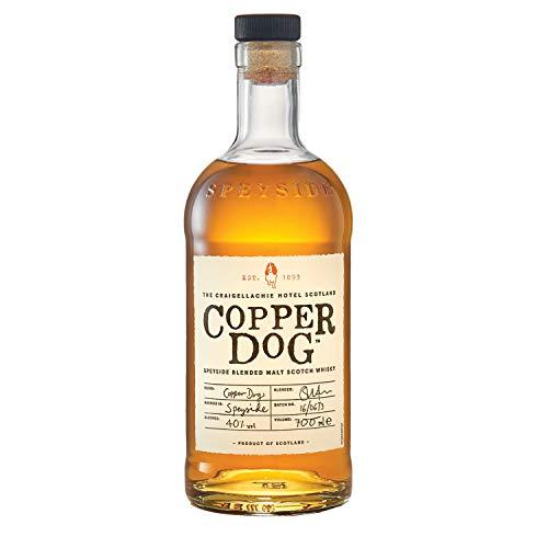 Copper Dog Speyside Blended Malt Whisky Escocés - 700 ml