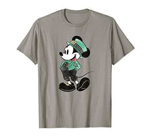 Disney Mickey Mouse Irish Costume St. Patrick's Day T-Shirt