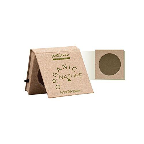 Ombre à Paupières organique Postquam, couleur marron chocolat