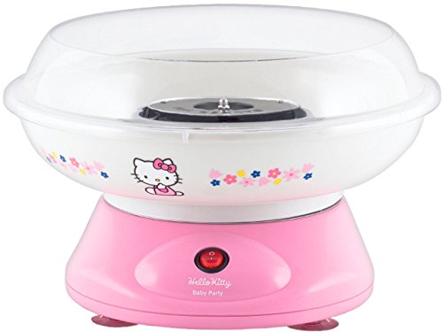 Beper hk-d429 W Zuckerwatte-Maschine, Motiv Hello Kitty