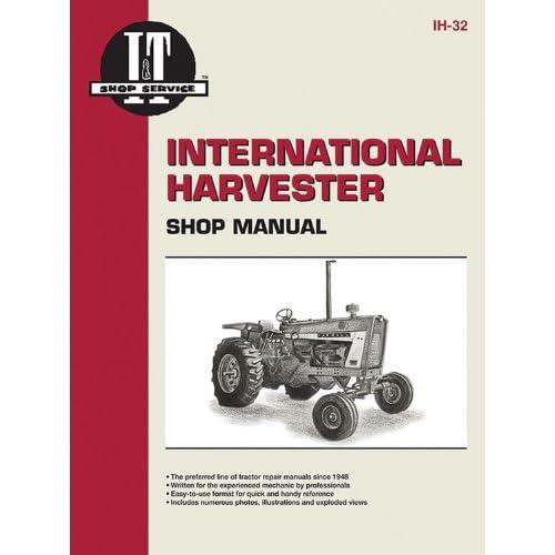 INTERNATIONAL FARMALL 756 Operators Instruction Manual