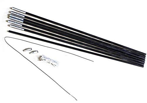 Relags Ersatz-Zeltstange 8.5 mm - 4 m Länge