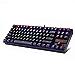 (Renewed) Redragon K552 KUMARA LED Backlit Mechanical Gaming Keyboard (Black)