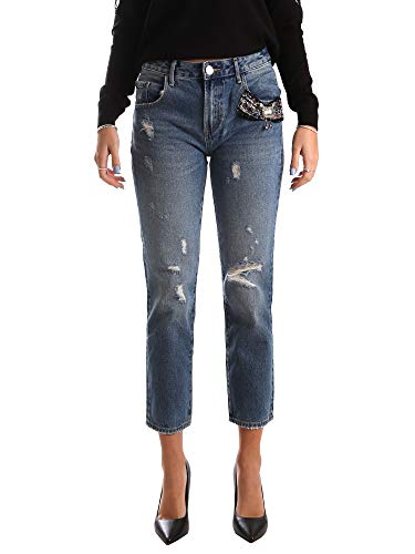 Fracomina FR19FMJOLIMPIA2 Jeans Mujeres