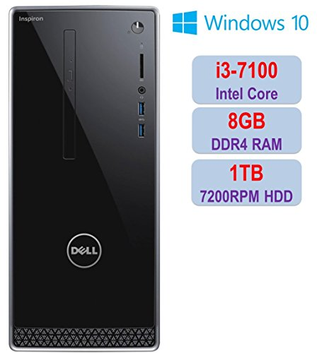 Dell Inspiron i3668 Desktop PC