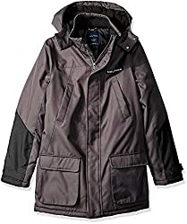 powerful Baby snorkel jacket Nautica Boys, Ballistic Iron, 3T