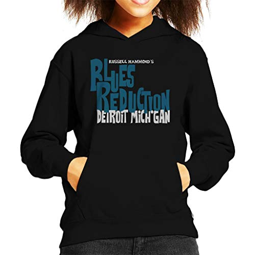 Almost Famous Russell Hammonds Blues Reduction Kid's Hooded Sweatshirt