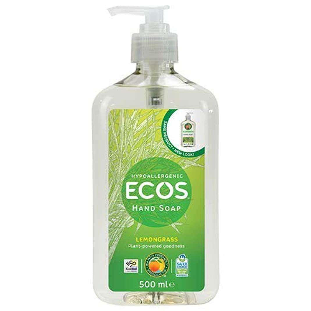 別に犯すトンネルEarth Friendly Products Hand Soap Lemongrass 500ml / ?????????????????????500??????