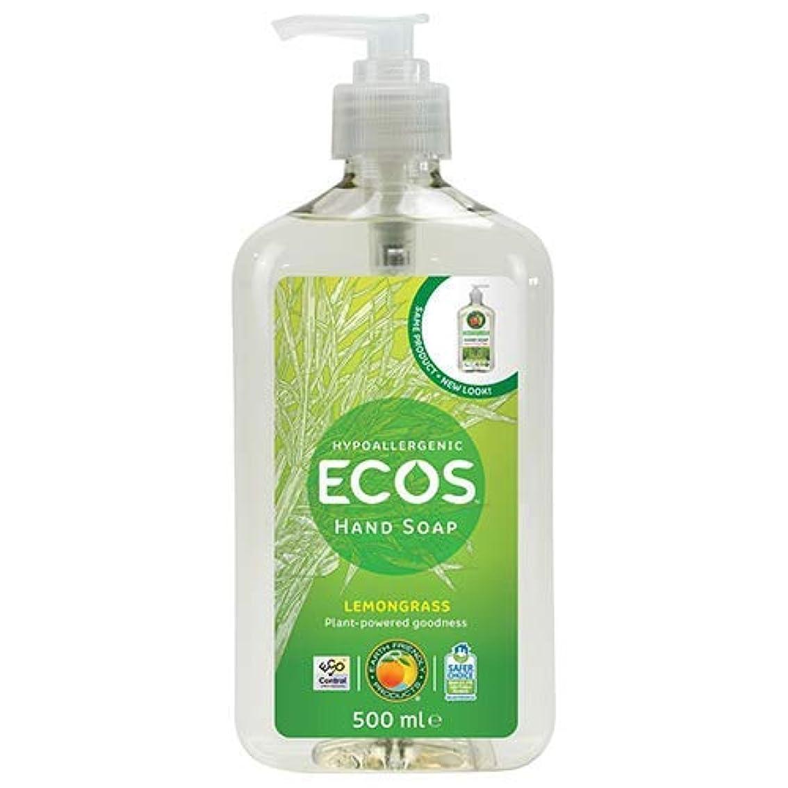 風が強いいまビンEarth Friendly Products Hand Soap Lemongrass 500ml / ?????????????????????500??????