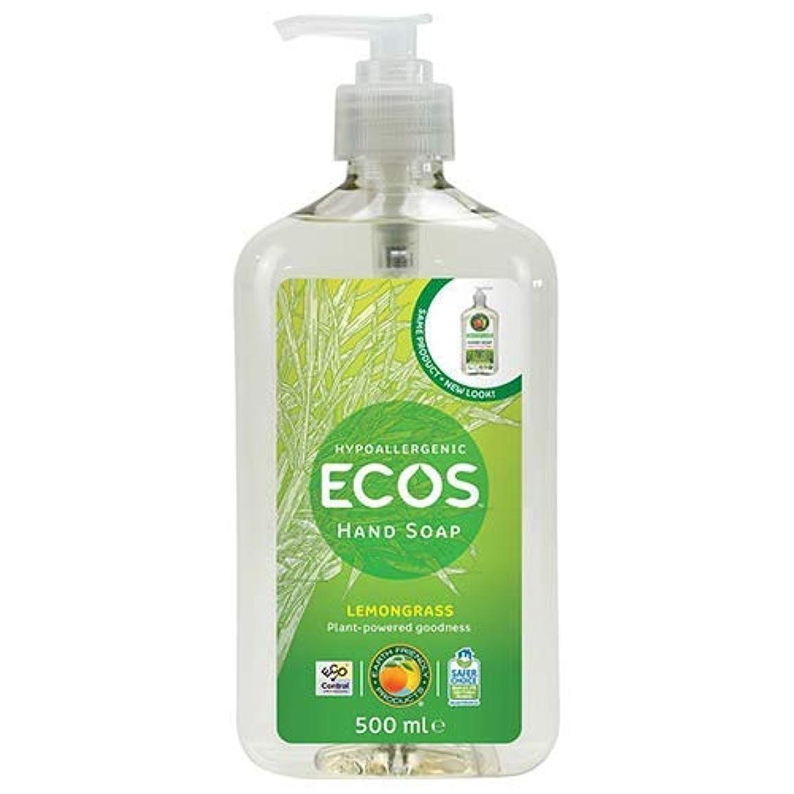 仲介者表面開業医Earth Friendly Products Hand Soap Lemongrass 500ml / ?????????????????????500??????