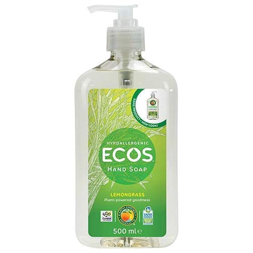 微生物子音再現するEarth Friendly Products Hand Soap Lemongrass 500ml / ?????????????????????500??????