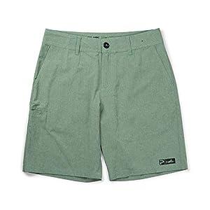 PELAGIC Deep Sea Hybrid Fishing Shorts   Size 40   Green