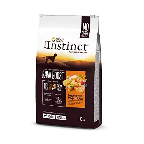 True Instinct Raw Boost - Nature's Variety - con Pollo Deshuesado - 10kg