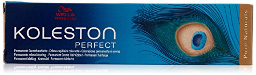 Wella Professionals Koleston Perfect Permanente CremeHaarfarbe, 8/ 07 hell Blond natur braun, 1er Pack (1 x 60 ml)