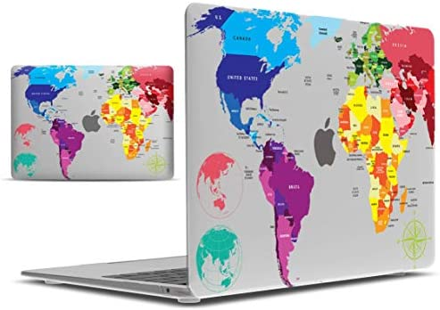 IBENZER New 2020 MacBook Air 13 inch Case M1 A2337 A2179 A1932 Plastic Hard Shell Case for Apple product image