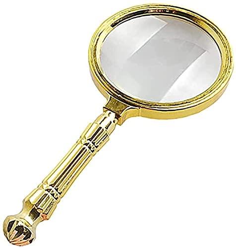 Magnifier Glass HD Reading Glass Lupa portátil