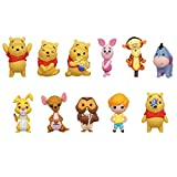 Disney Winnie The Pooh - 3D Foam Bag Clips in Blind Bags - Sold by PDQ of 24 pcs