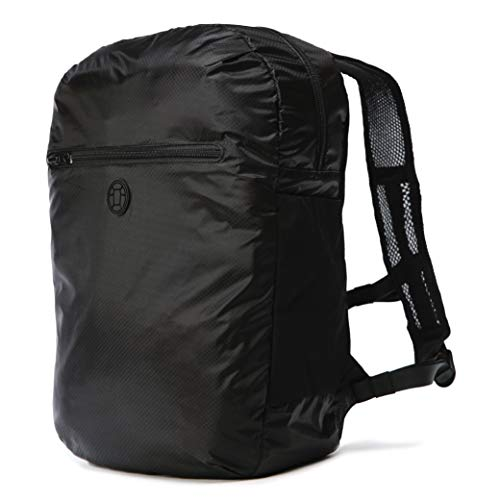 Tortuga Setout - Packable Travel Daypack (19L, Black)