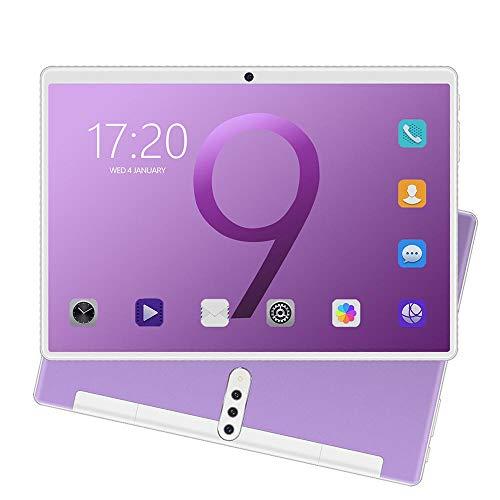 tablet PC Pantalla HD IPS de 10 Pulgadas PC Android 16GB ROM 1GB RAM Cámara Trasera de 5MP Procesador Octa-Core WiFi Bluetooth GPS FM OTG Carga USB Tipo C