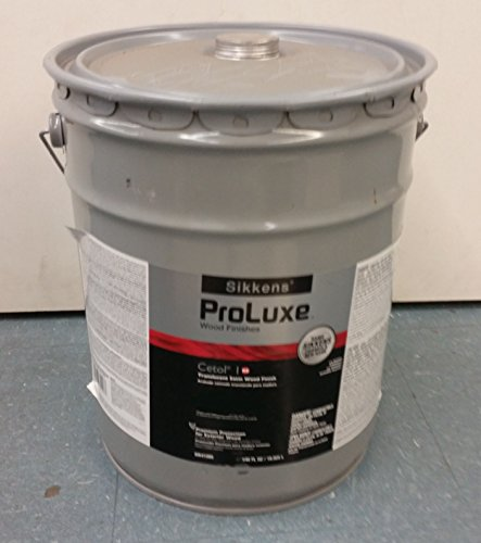 Sikkens Cetol 1 Translucent Exterior Stain 5 Gallons